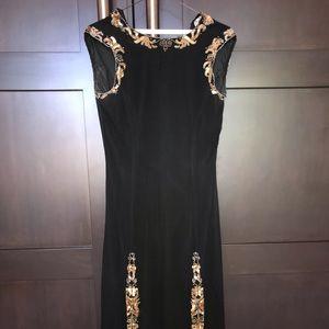 A.J BARI 100% Silk Size 6